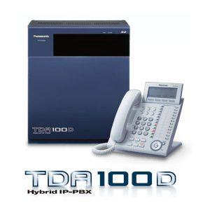 Panasonic Kx Tda 100d Epabx Epabx System Supplier Ip